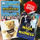 Christmas Bundle Special Offer - Book, CD & Teddy