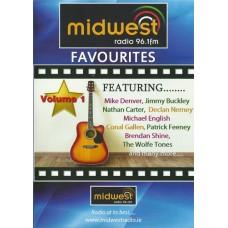Midwest Radio & Ireland West Music TV Favourites - Volume 1